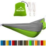 Single Person rocky peak hammock
