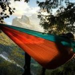 serac sequoia xl double wide camping hammock