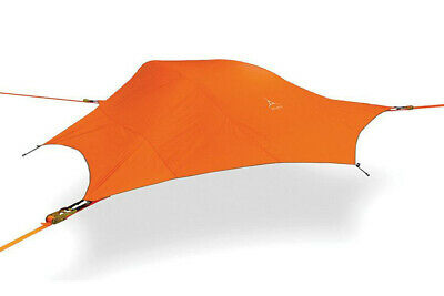 Tentsile Stingray 3 Person Hammock Tree 4-Season Tent - Orange