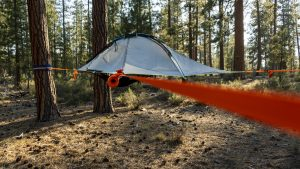 hanging a tentsile flite from 3 points