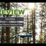 tentsile flite 2 person hammock tent review video